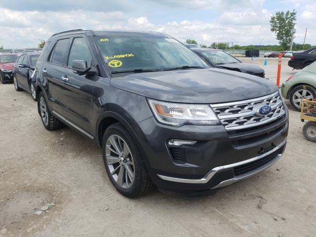 2018 Ford Explorer L for sale in Kansas City, KS