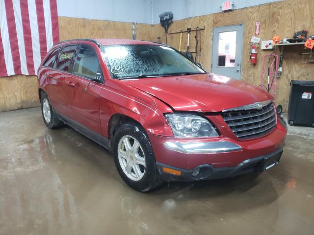 Salvage 2006 CHRYSLER PACIFICA - Small image. Lot 44763611