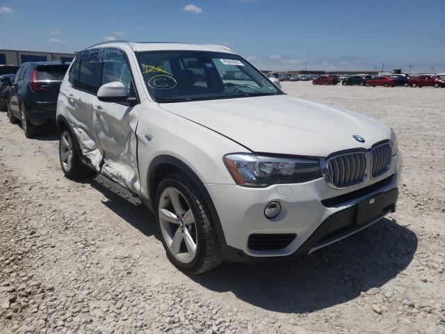 BMW Vehiculos salvage en venta: 2017 BMW X3 SDRIVE2