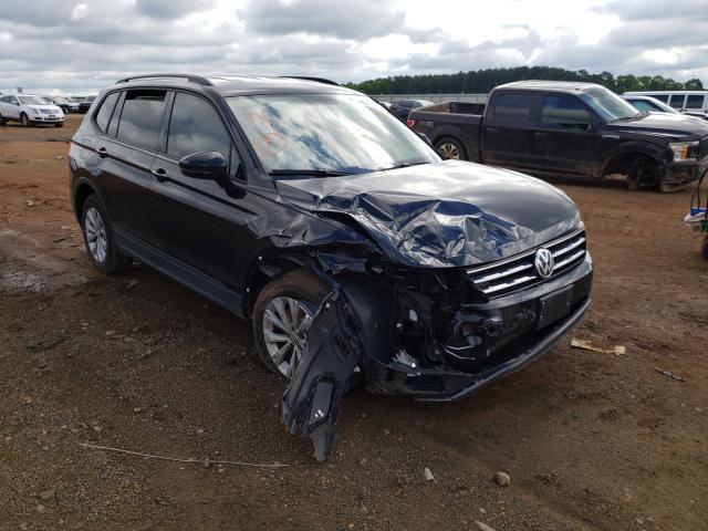 Salvage cars for sale from Copart Longview, TX: 2020 Volkswagen Tiguan S