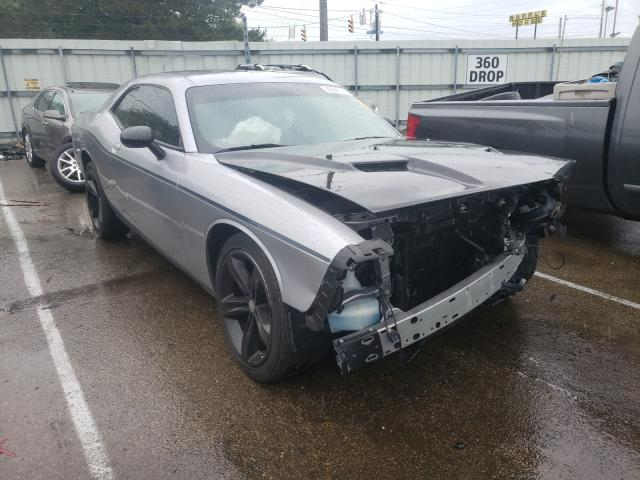 Dodge Challenger salvage cars for sale: 2016 Dodge Challenger
