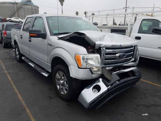 Salvage cars for sale from Copart Wilmington, CA: 2009 Ford F150 Super