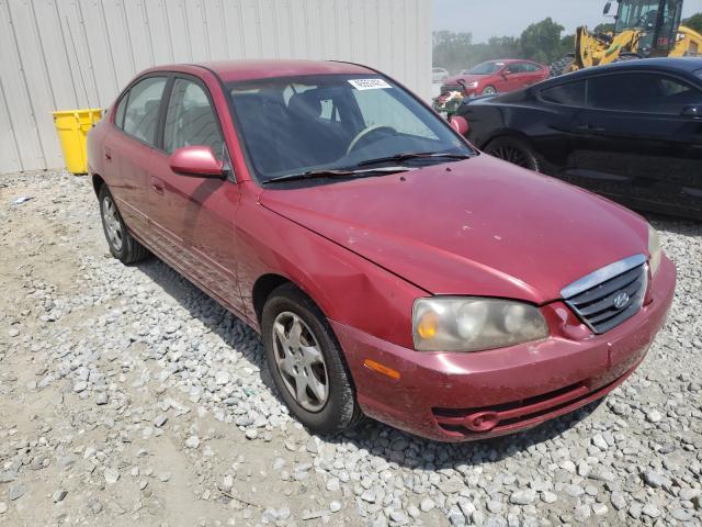 Salvage cars for sale from Copart Byron, GA: 2005 Hyundai Elantra GL