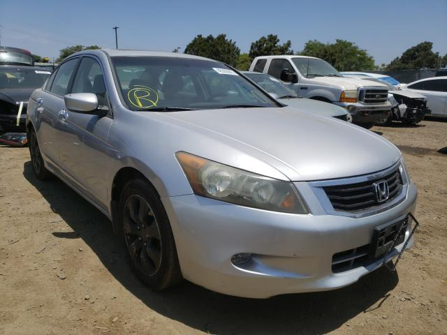 Salvage cars for sale from Copart San Diego, CA: 2008 Honda Accord EXL