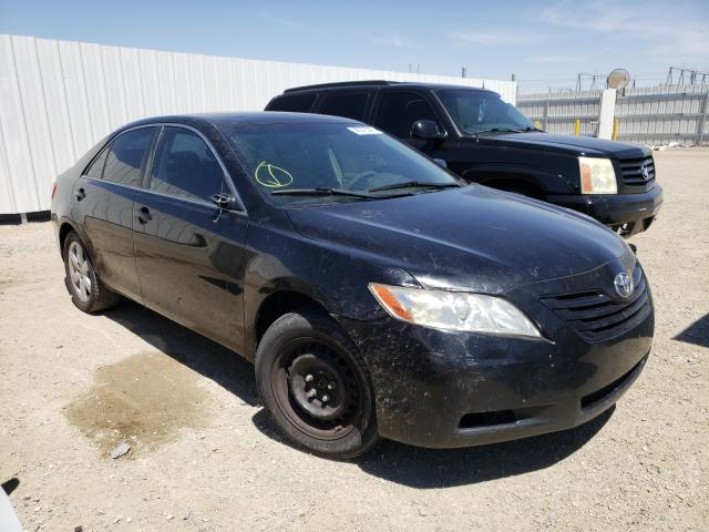 Salvage cars for sale from Copart Adelanto, CA: 2009 Toyota Camry Base