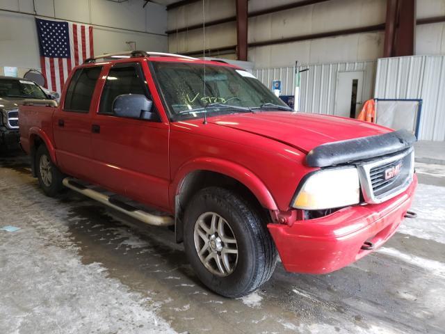 GMC Vehiculos salvage en venta: 2003 GMC Sonoma