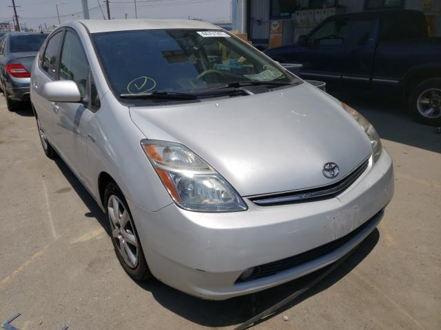 Salvage cars for sale from Copart Los Angeles, CA: 2007 Toyota Prius