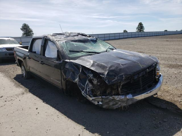 Salvage cars for sale from Copart Airway Heights, WA: 2018 Chevrolet Silverado