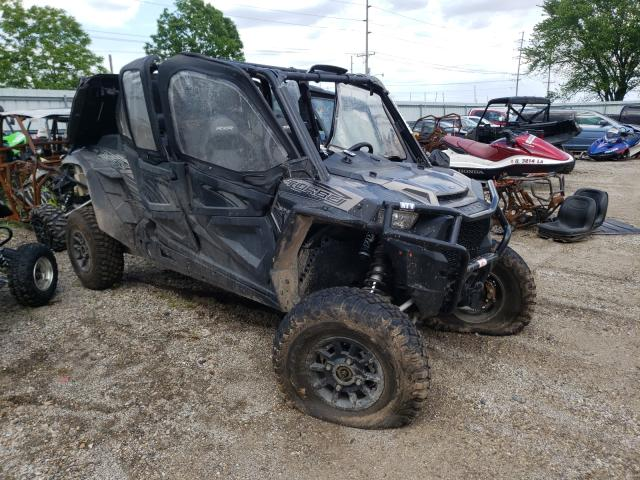 Salvage cars for sale from Copart Pekin, IL: 2017 Polaris RZR