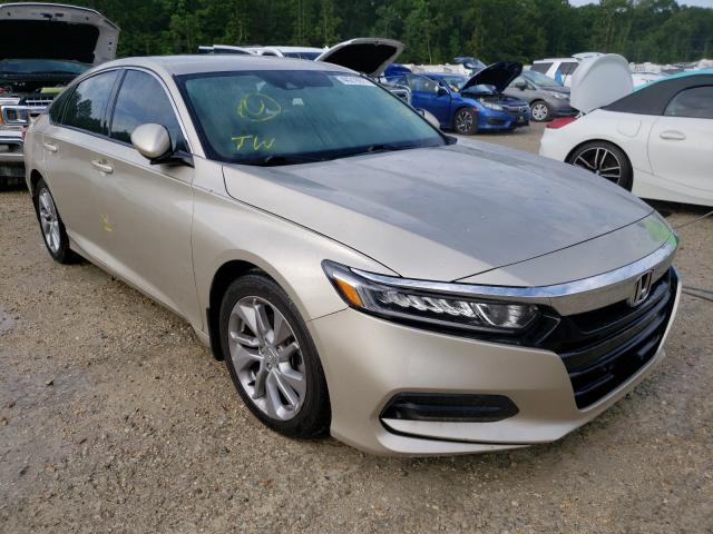 Salvage cars for sale from Copart Greenwell Springs, LA: 2018 Honda Accord LX