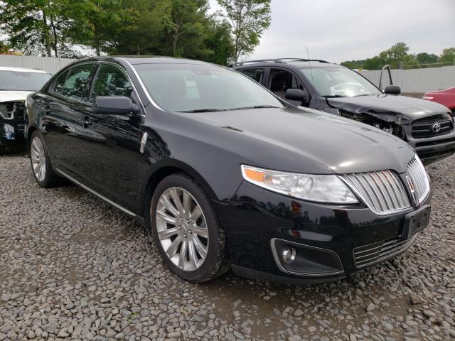 Lincoln MKS salvage cars for sale: 2012 Lincoln MKS
