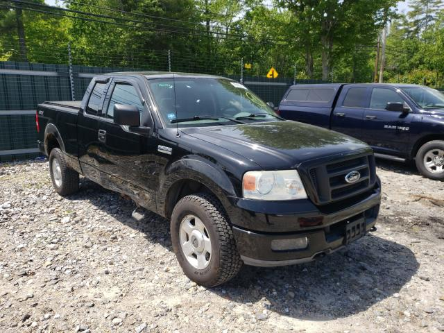 Salvage trucks for sale at Candia, NH auction: 2004 Ford F150