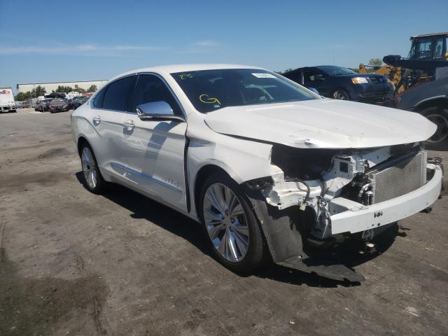 Salvage cars for sale from Copart Orlando, FL: 2018 Chevrolet Impala PRE