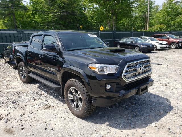 2017 Toyota Tacoma DOU en venta en Candia, NH