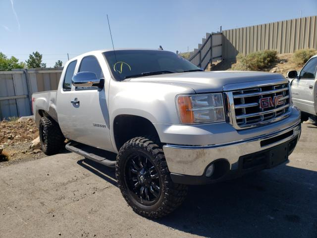 Salvage cars for sale from Copart Reno, NV: 2010 GMC Sierra K15