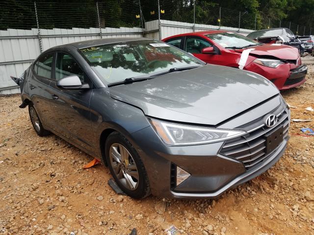 Vehiculos salvage en venta de Copart Austell, GA: 2019 Hyundai Elantra SE