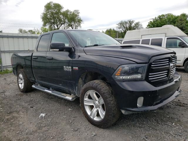 Salvage cars for sale from Copart Albany, NY: 2015 Dodge RAM 1500 Sport