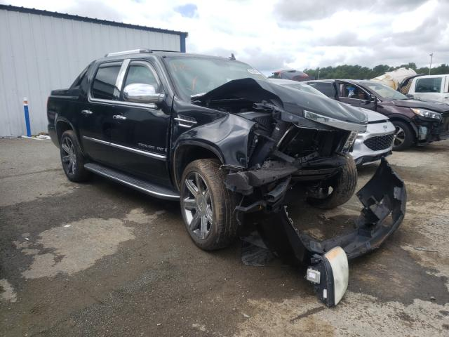 Salvage cars for sale from Copart Shreveport, LA: 2008 Cadillac Escalade E