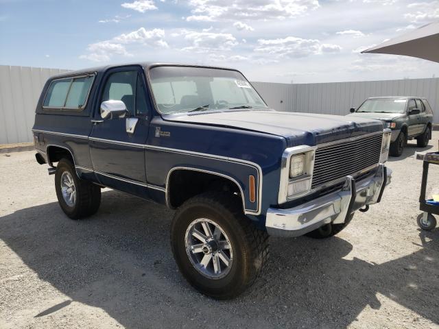 1980 Chevrolet K Blazer en venta en Adelanto, CA