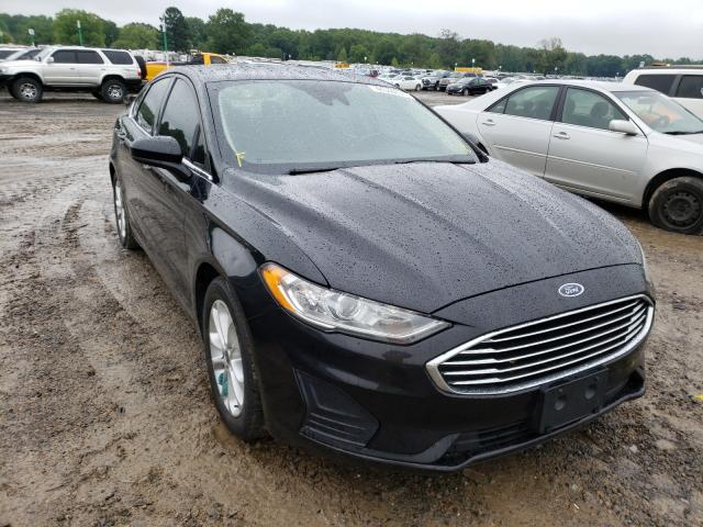 Salvage cars for sale from Copart Conway, AR: 2019 Ford Fusion SE