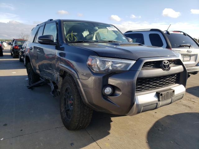 Vehiculos salvage en venta de Copart Grand Prairie, TX: 2019 Toyota 4runner SR