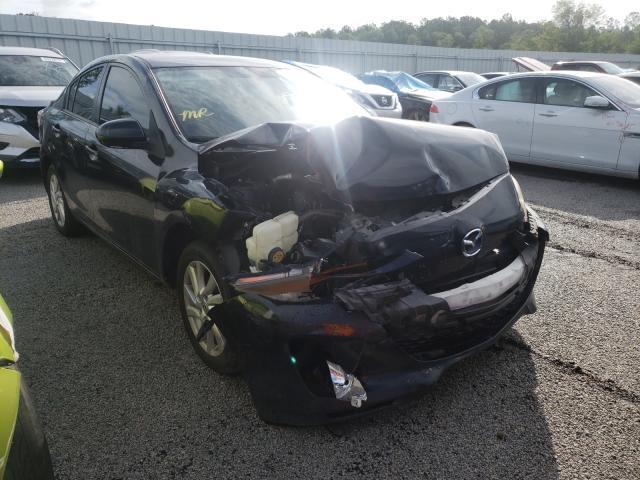 Mazda Vehiculos salvage en venta: 2012 Mazda 3 I