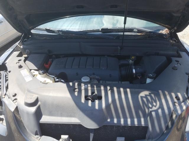 2011 BUICK ENCLAVE CX 5GAKRAED7BJ228737