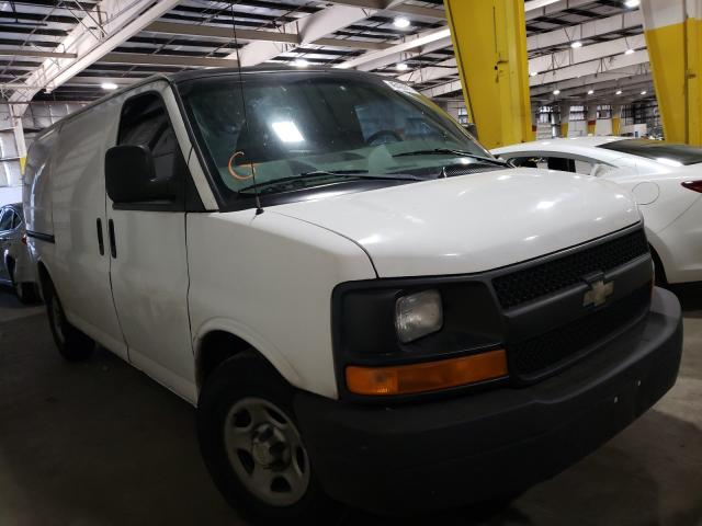 Salvage cars for sale from Copart Woodburn, OR: 2004 Chevrolet Express G1
