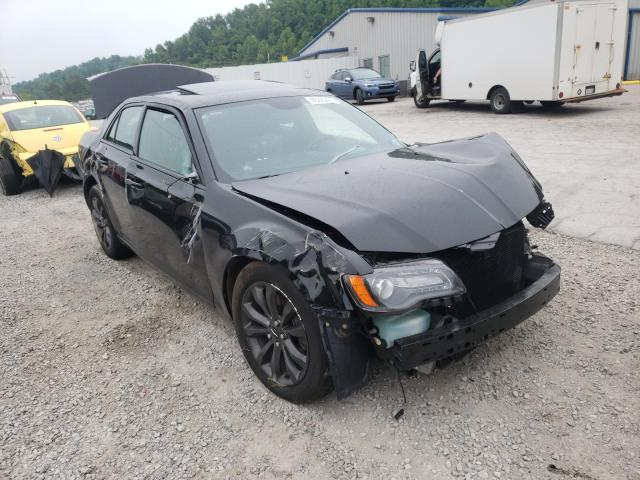 Salvage cars for sale at Hurricane, WV auction: 2014 Chrysler 300 S
