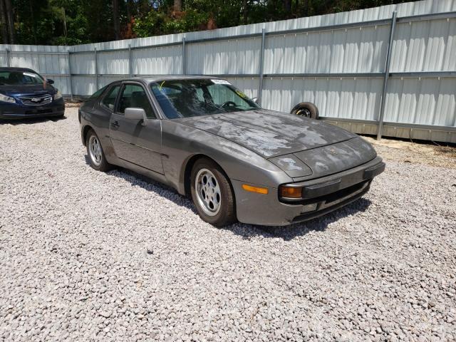 Porsche Vehiculos salvage en venta: 1986 Porsche 944