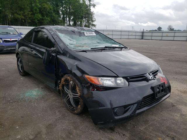 Honda Vehiculos salvage en venta: 2007 Honda Civic EX