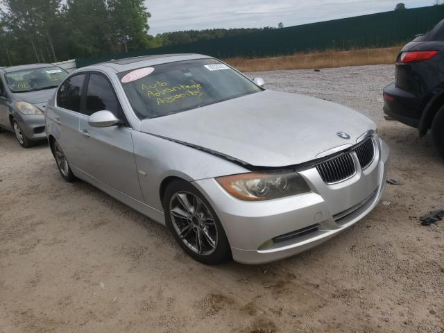 Salvage cars for sale from Copart Harleyville, SC: 2006 BMW 330 I