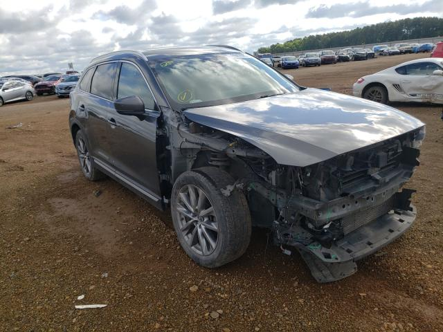 Salvage cars for sale from Copart Longview, TX: 2017 Mazda CX-9 Signa