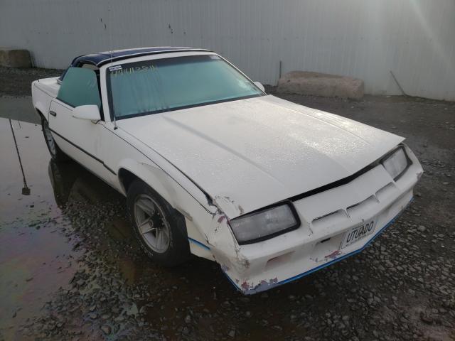 Chevrolet Camaro salvage cars for sale: 1983 Chevrolet Camaro
