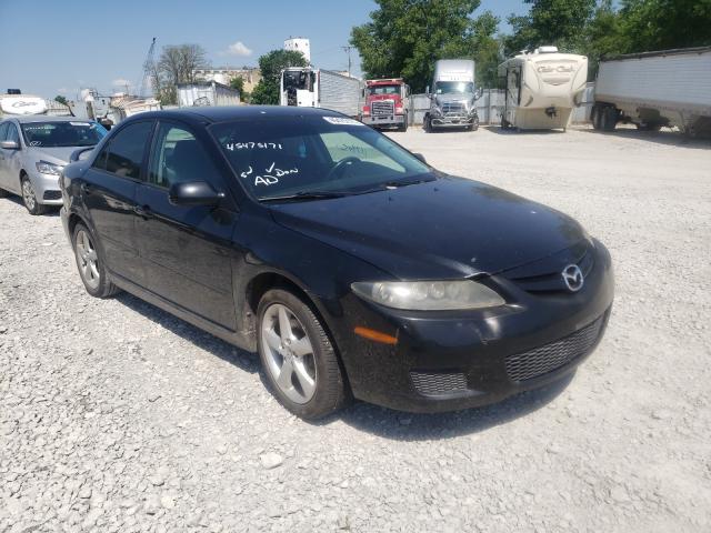 Vehiculos salvage en venta de Copart Des Moines, IA: 2008 Mazda 6 I