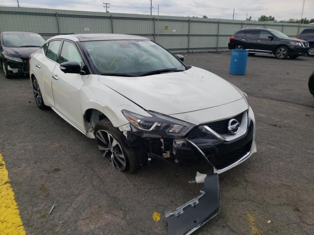 Salvage cars for sale from Copart Pennsburg, PA: 2017 Nissan Maxima 3.5