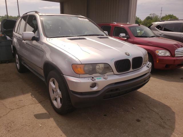 2002 BMW X5 3.0I en venta en Fort Wayne, IN