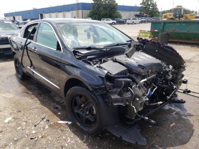 Chevrolet Impala salvage cars for sale: 2019 Chevrolet Impala