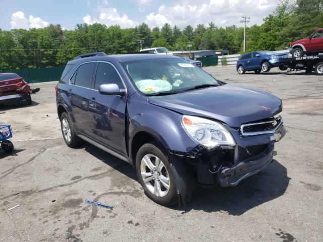 Vehiculos salvage en venta de Copart Exeter, RI: 2014 Chevrolet Equinox LT
