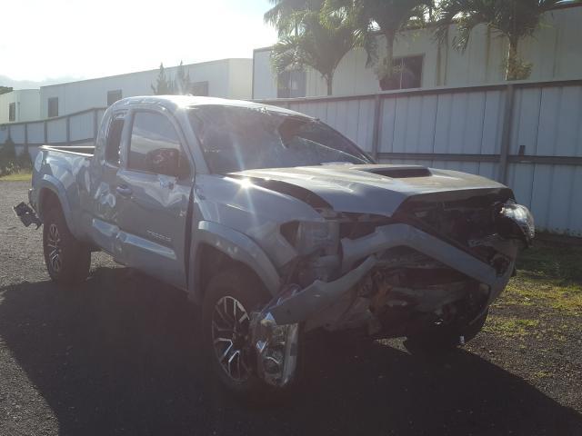 Vehiculos salvage en venta de Copart Kapolei, HI: 2021 Toyota Tacoma ACC