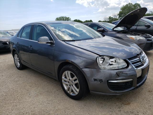 Volkswagen salvage cars for sale: 2007 Volkswagen Jetta 2.5
