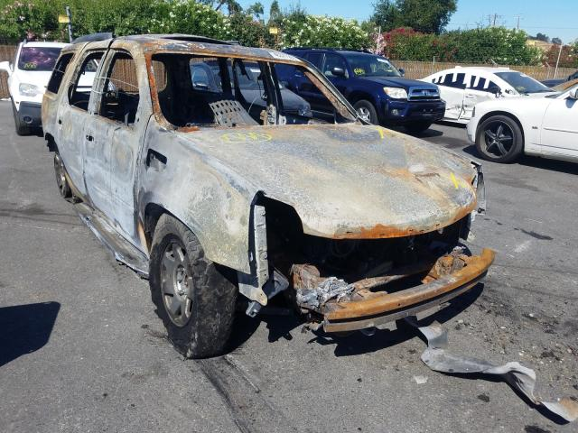 Salvage cars for sale from Copart San Martin, CA: 2007 Cadillac Escalade L