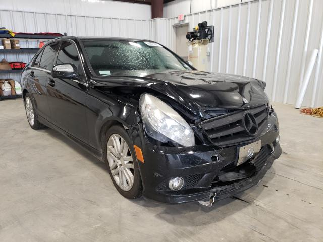 Salvage cars for sale from Copart Earlington, KY: 2008 Mercedes-Benz C300