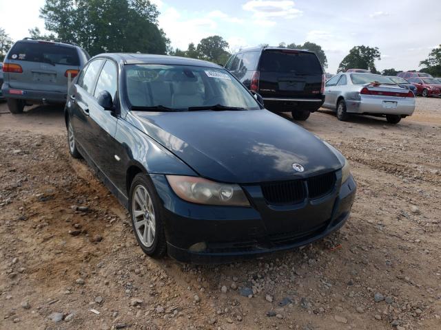 Salvage 2007 BMW 3 SERIES - Small image. Lot 45584131