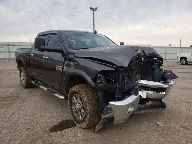 Salvage trucks for sale at Lexington, KY auction: 2016 Dodge 2500 Laram