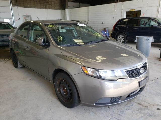 Salvage cars for sale from Copart Blaine, MN: 2012 KIA Forte EX