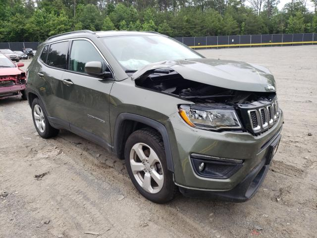 Vehiculos salvage en venta de Copart Waldorf, MD: 2018 Jeep Compass LA