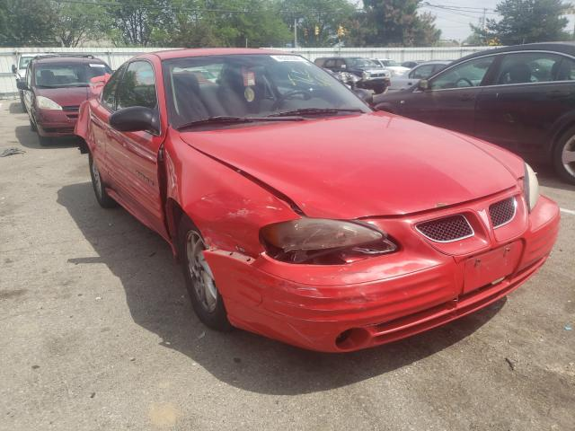 Pontiac Vehiculos salvage en venta: 2002 Pontiac Grand AM S