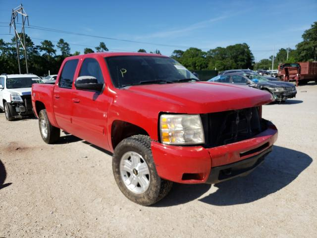 Salvage trucks for sale at Greenwell Springs, LA auction: 2009 Chevrolet Silverado