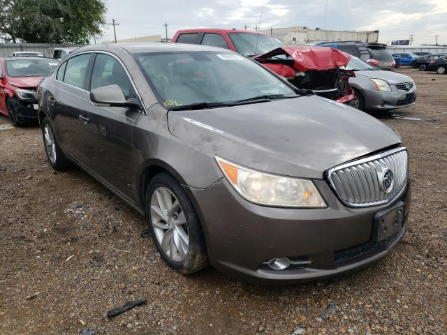 Salvage cars for sale from Copart Mercedes, TX: 2012 Buick Lacrosse P